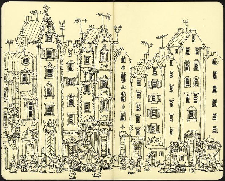 Mattias Inks: the dutch republic