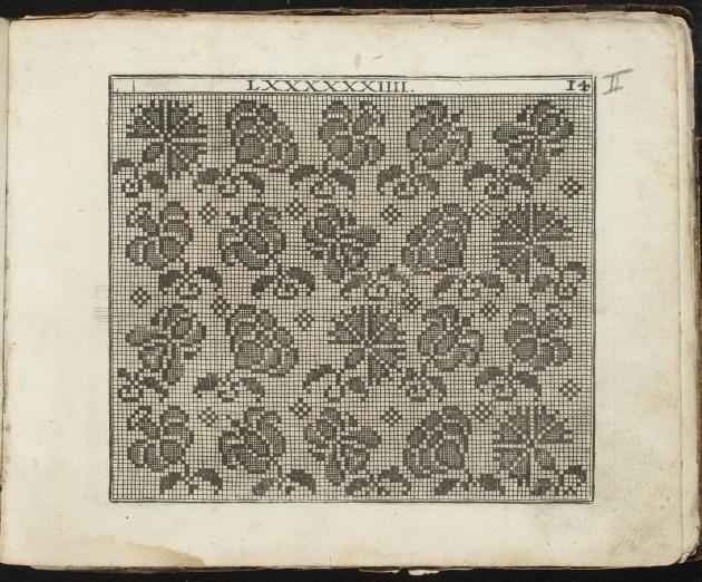 Model Buch : Teil 1.-2 ~ c. 1665