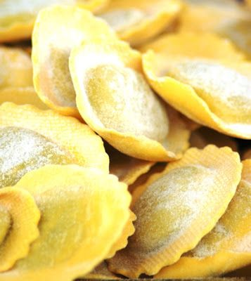 Food Italian Blog: Casunzei Ampezzani