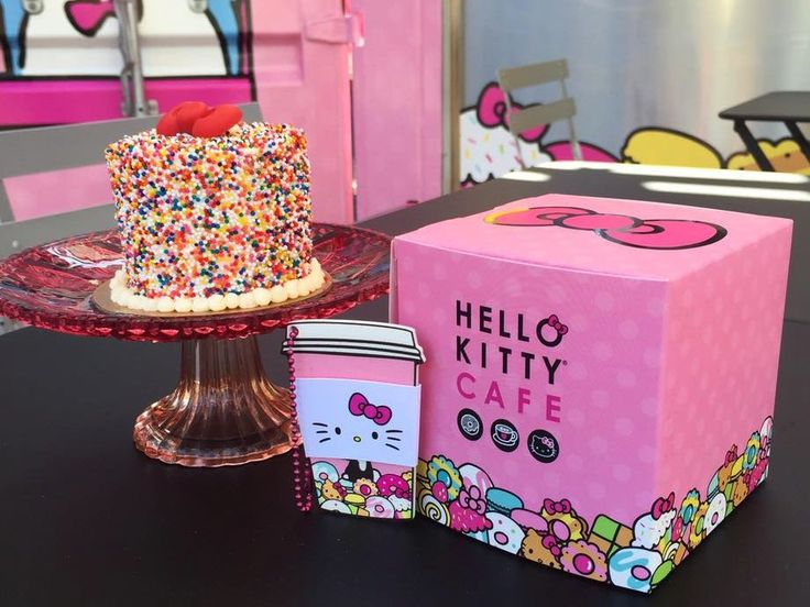 hello kitty cafe food in Irvine, Ca