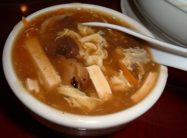 Čínská Pikantní Polévka