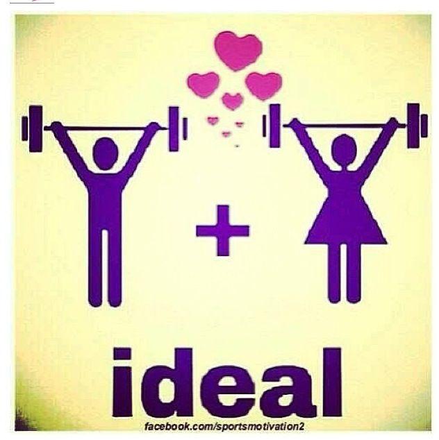 Fitness couple  Work O...