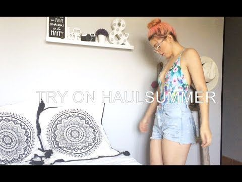 COCONNUIT: TRY ON HAUL SUMMER