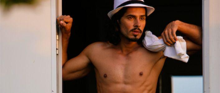 On the coast - Dino Morea | Indian Film Actor