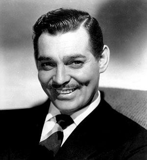 Clark Gable Gable, Clark (1901-1960) – Gable was the actor who played opposite nearly every major female star during the 1930's. He is perhaps best remembered for his 1939 role as 'Rhett Butler' in 'Gone with the Wind', though he had received an Oscar® for Best Actor in the Best Movie of 1934, 'It Happened One Night'. During the Second World War his wife, actress Carole Lombard, was assisting with the U.S. war effort and, while performing that duty in 1942, was killed in an air crash. Gable…