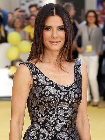 Sandra Bullock Hopes Minions Will Make Son Louis Laugh: 'Nothing Makes Me Happier' http://www.people.com/people/article/0,,20930170,00.html