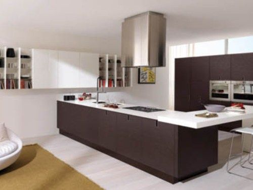 17 best ideas about small open plan kitchens on pinterest