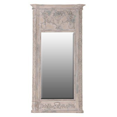 Antique mirror- decorative frame mirror