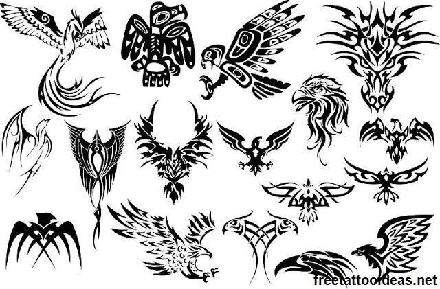 #Tribal #tattoo - http://www.freetattooideas.net/category/tribal-tattoos/