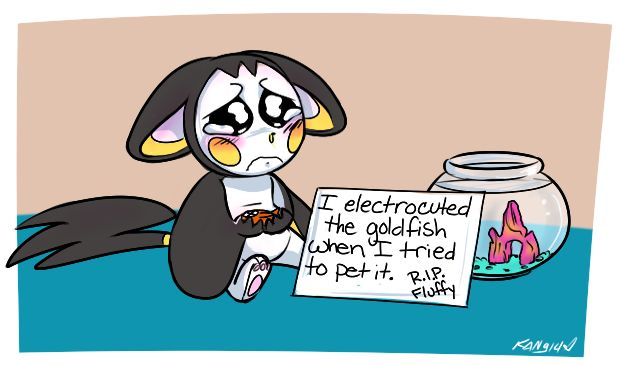 Pokemon+Shaming+with+Emolga+by+UnbreakableBond.deviantart.com+on+@DeviantArt
