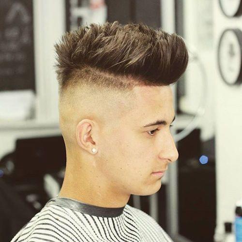 cool medium length men's haircuts