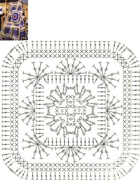 17 Best Images About Handwork Crochet Motifs Not Just