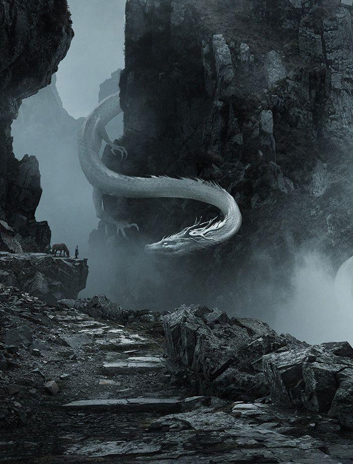 Long by Guodong Zhao