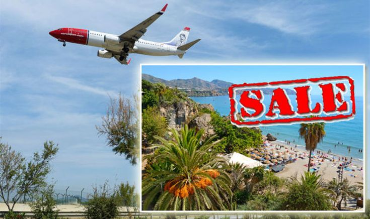 Norwegian CHEAP holidays: Budget airline SLASHES Malaga packages to £200