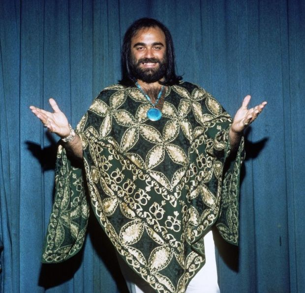 RIP our beloved Demis Roussos