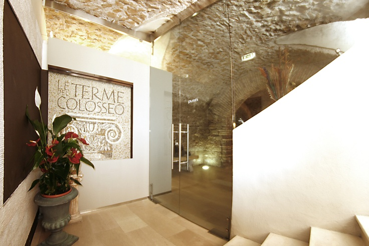 Do you want to eat within the Roman baths loving at the same time the culinary art in the heart of Roman empire. Find us at www.letermedelcolosseo.it