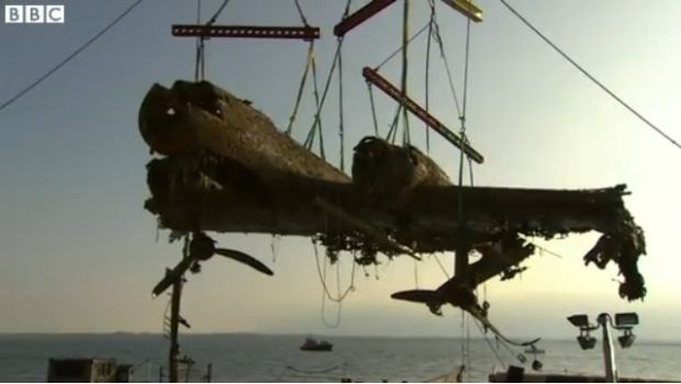 Amelia Earhart Plane Found