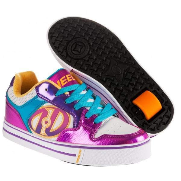 I have just purchased Heelys Motion Plus - White/Fuchsia/Multi from  Skatehut -