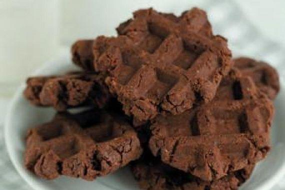 Шоколадные вафли : Мультипекарь REDMOND RMB-M607