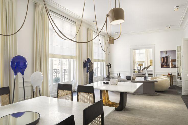 Trouvez les meilleurs Architectes d'intérieur pour votre maison | Charles Zana, Apartment Ranelagh rénovation - aménagement - maisons - appartements