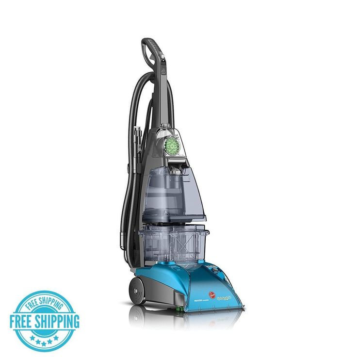 Hoover SteamVac Carpet Cleaner SpinScrub Home Floor Heated Shampooer Washer NEW #HooverCarpetCleaner