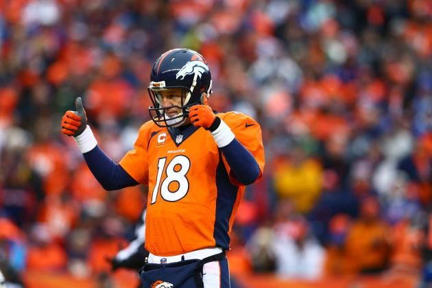 How Can Peyton Manning's Return, Pay Cut Help the Broncos Win a Super Bowl? - BLEACHER REPORT #Manning, #Broncos