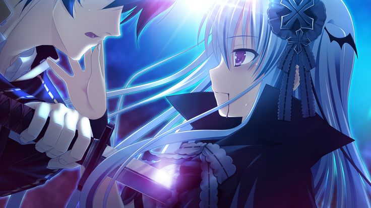 Shinigami no Testament/#1270973 - Zerochan