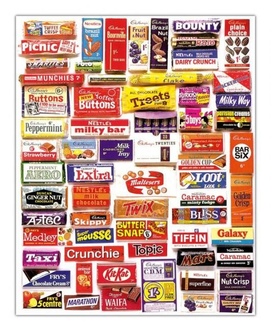 Love the 70's … Fond days as a kid eating these :)http://www.timeout.com/london/attractions/sweet-sixties