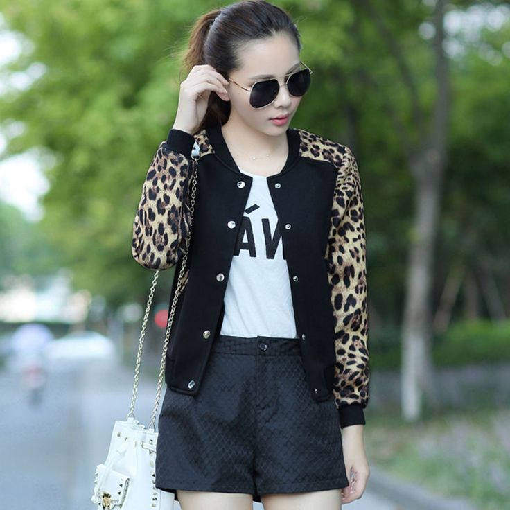 2016 Flower Print Plus big Size Baseball short Jacket Women Round Collar Button Thin Bomber Jackets Long Sleeves Sport girl Coat