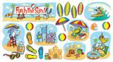 "Checkout the ""Fun In The Sun Bulletin Board Set"" product"