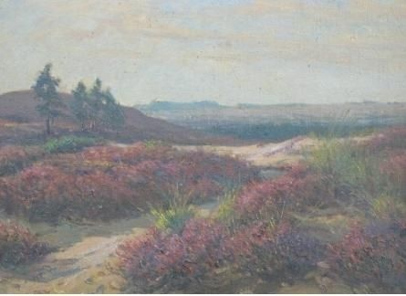 Artist Frederick Golden Short