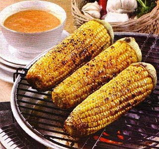 Hot And Spicy Flavor: Resep Jagung Bakar Pedas