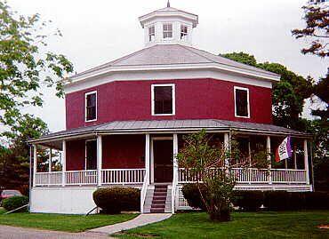 Octagon House Lake House Project Pinterest Octagon