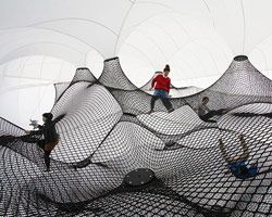 inflatable interactive netscape by numen/for use