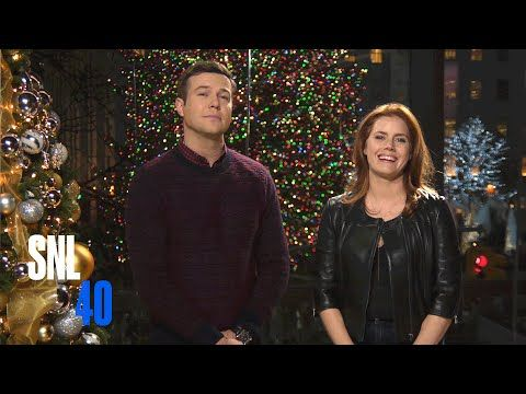 SNL Host Amy Adams is a One Direction Superfan