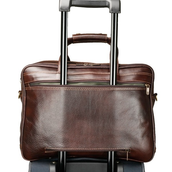 11 best Leather Business Travel Bag with Laptop Slot images on ...