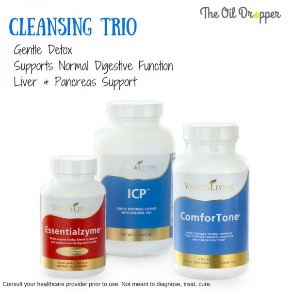 Young Living has several options for a detoxifying cleanse! Come learn more about what I'm working on! Only at www.theoildropper.com