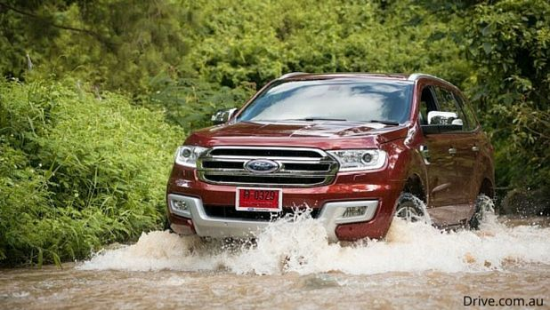 All-New 2015 #FordEverest Priced From $55k