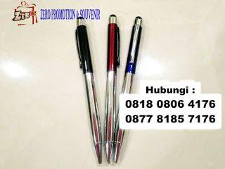 Jual Pen besi - pulpen besi stylus 108 Promosi
