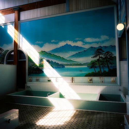 Sento (Public Bath)