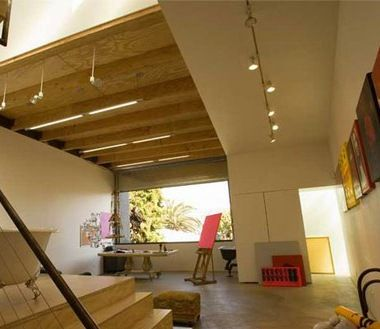 83 best images about interiors art studio on pinterest industrial art studios and workshop - Art Studio Design Ideas