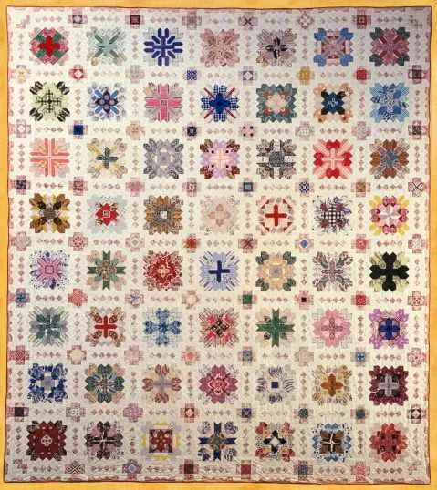 Patchwork Of The Crosses Book By Lucy Boston Two Shapes