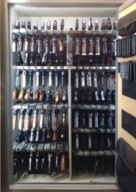 handgun storage, handgun hangers, store more guns Find our speedloader now! http://www.amazon.com/shops/raeind