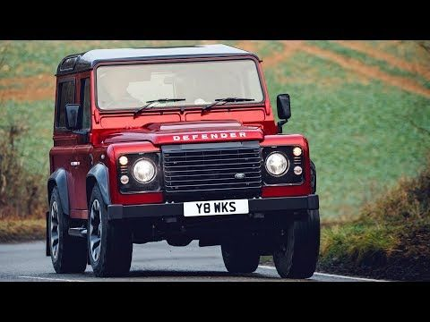 Land Rover Defender V8 2018 Features Design Driving Land
