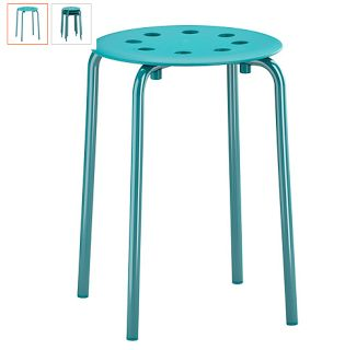 Stools for small group table from IKEA