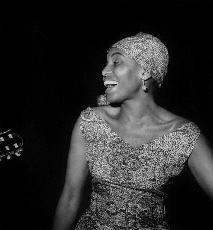The beautiful Miriam Makeba