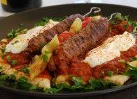 #Yogurt #Kebab  Γιαουρτλού Κεμπάπ