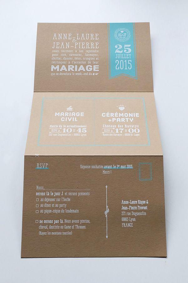 faire_part_kraft_mariage