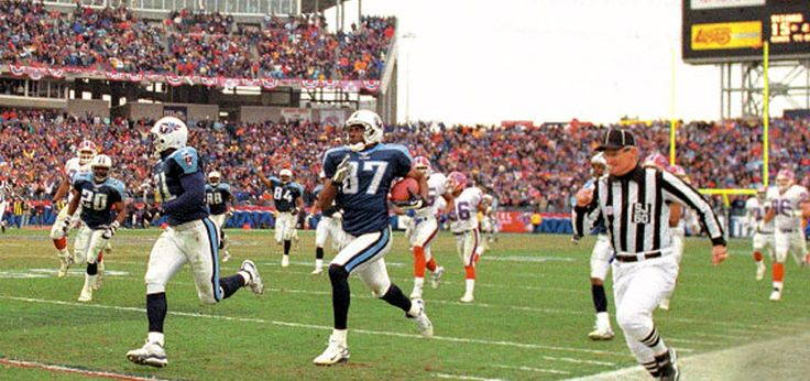 What is easily the most famous play in Tennessee Titans history, The Music City Miracle, happened 15 years ago! Do you remember where you were when Frank Wycheck tossed the lateral and Kevin Dyson ran down the sideline untouched?