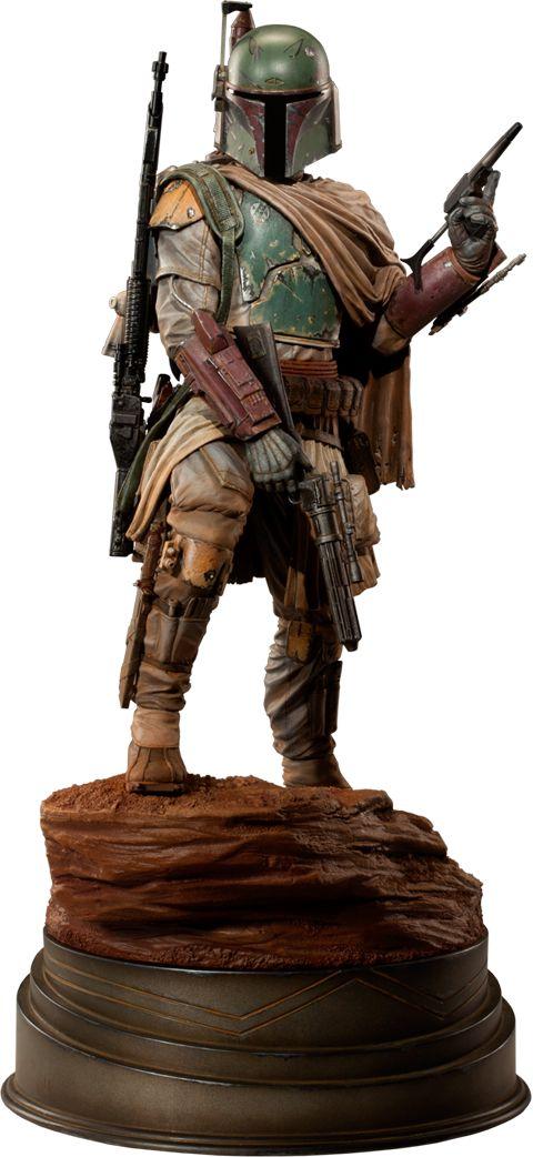 Boba Fett - Mythos  http://www.sideshowtoy.com/collectibles/star-wars-boba-fett-mythos-sideshow-collectibles-200158/?ref=HZ1B